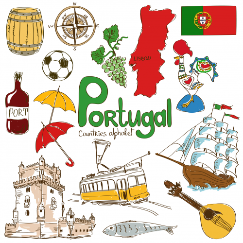 Books about Portugal